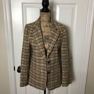 Hourihan Tweed/ Cashmere Jacket